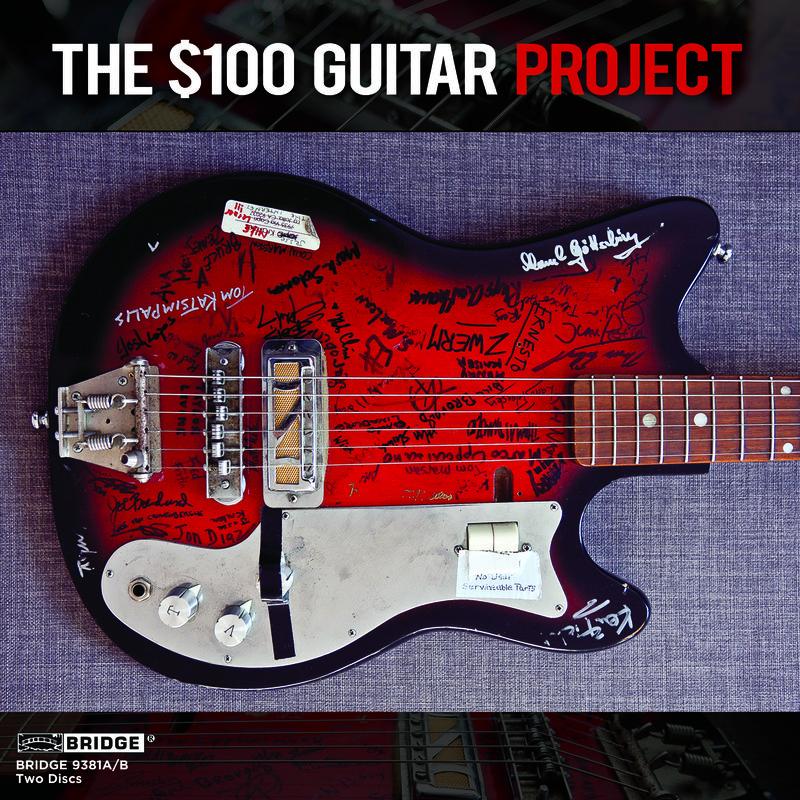 100 dollar guitar